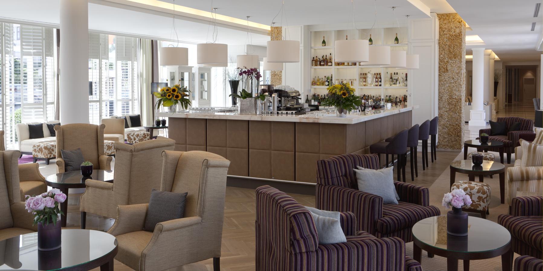 Delbrück Bar & Lounge Steigenberger Grandhotel & Spa Heringsdorf