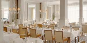 Restaurant Lilienthal Steigenberger Grandhotel and Spa Heringsdorf