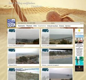 Webcams Insel Usedom